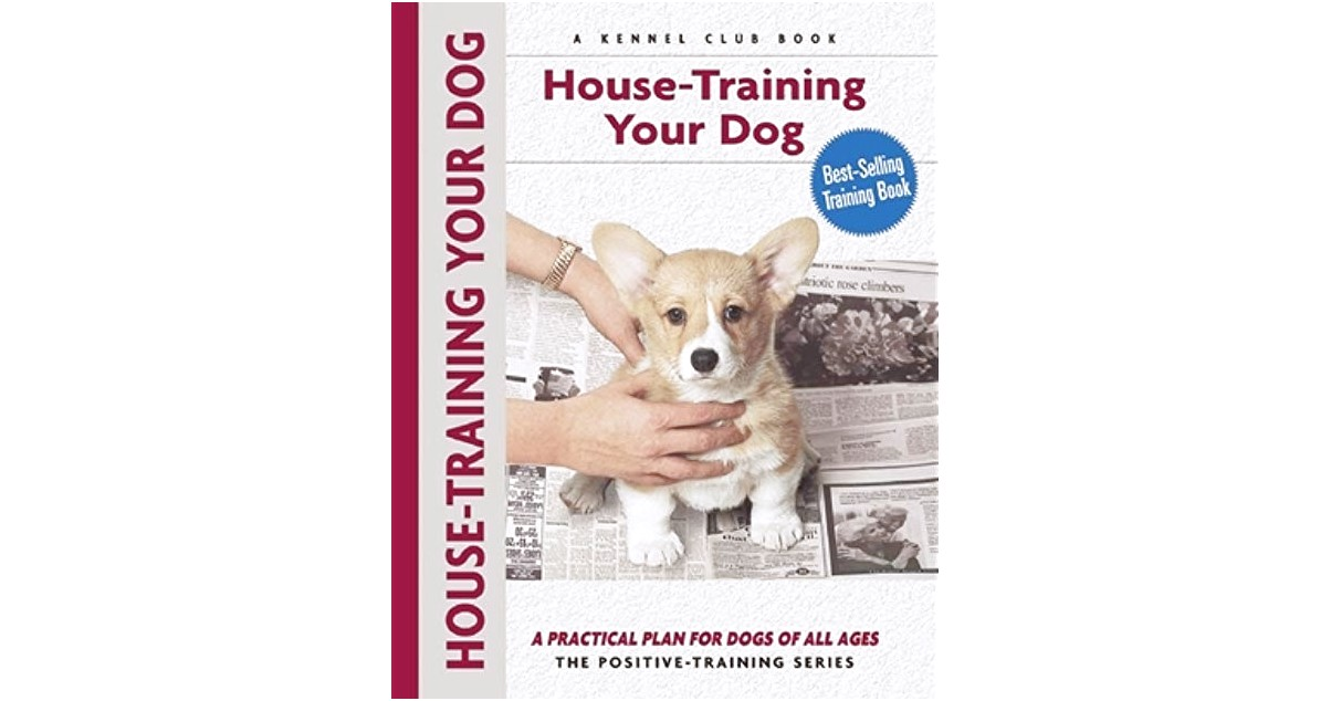 best dog house training books