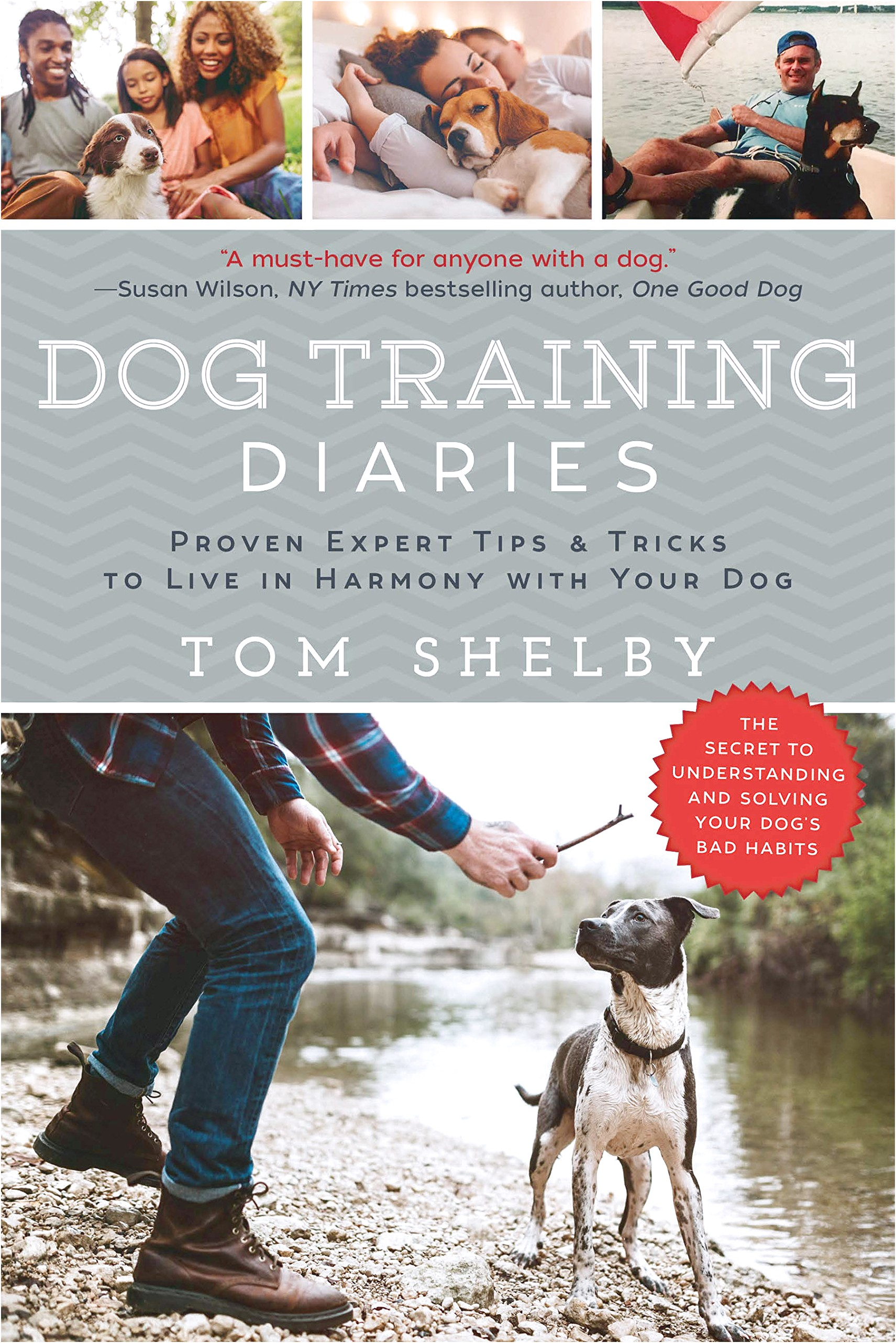 best selling books on dog training