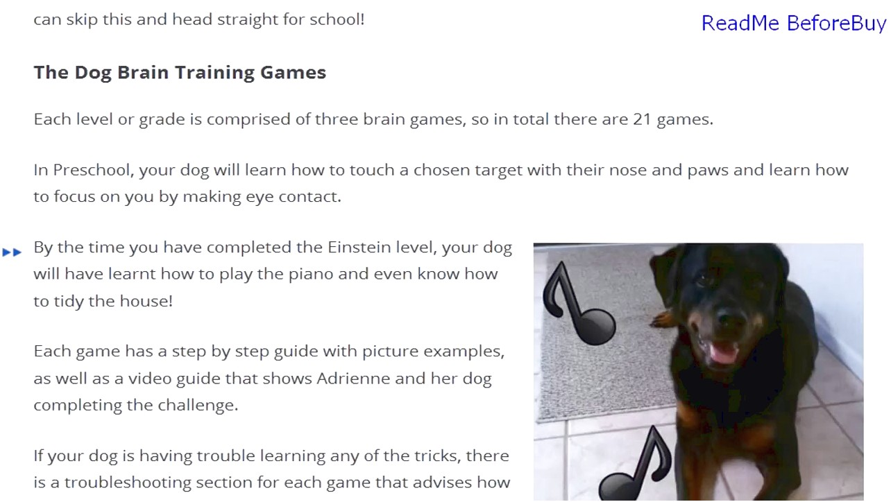 online dog training games