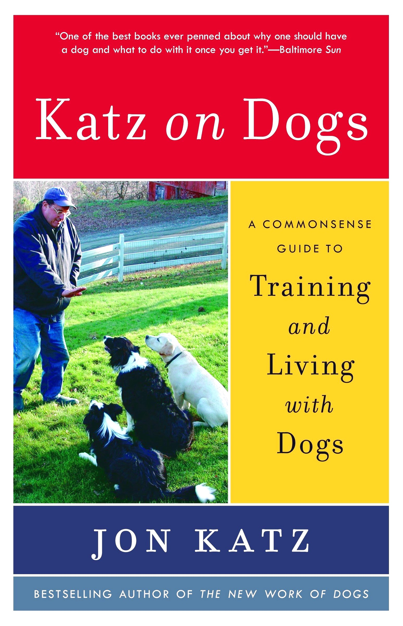 what are the best dog training books